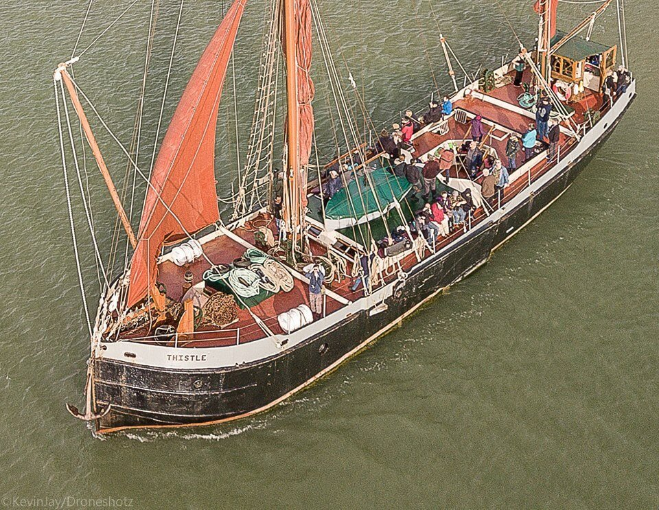 Two Island Lunch Cruise Topsail Charters
